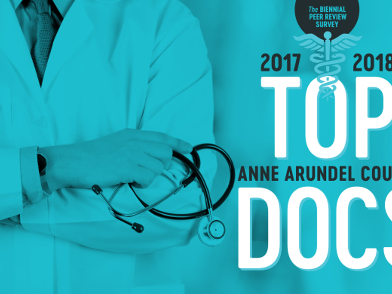 2017 2018 Top Docs Anne Arundel County What S Up Magazine