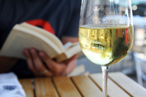 Medium wine book