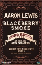 Medium aaron lewis blackberry smoke wycc