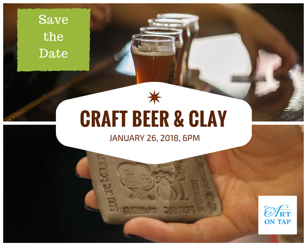 Craft beer clay