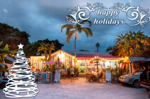 Annual Captiva Island Holiday Village 2017 - start Nov 24 2017 1200AM