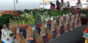 Downtown Farmers Market - start Oct 07 2017 0800AM