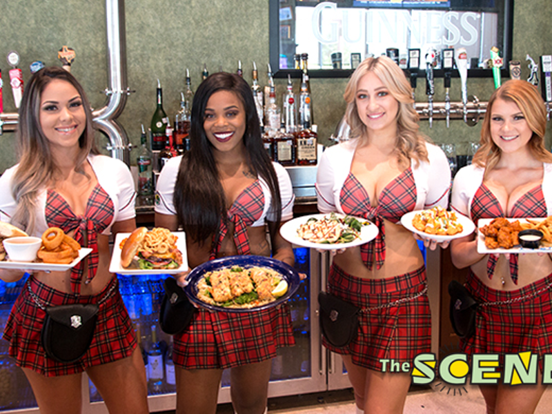 Tilted Kilt Pub And Eatery Is More Than Just Another Pretty Face