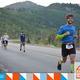 Bryce Mildon qualifying for the Boston Marathon.