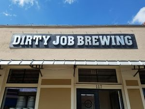 Dirty Job Brewing Grand Opening - start Dec 16 2017 0700PM