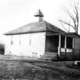 Only very old images of the Mt. Pleasant School #34 remain today. The schoolhouse once served children in the Hockessin area.