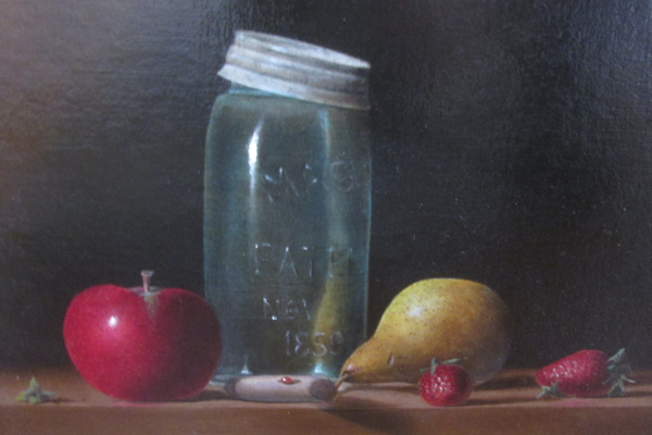 Larry Slavick's 'Fruits and Berries.'