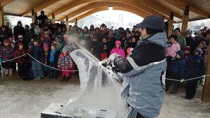 Medium icefestival