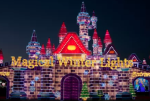 2017 Magical Winter Lights - start Nov 17 2017 0500PM