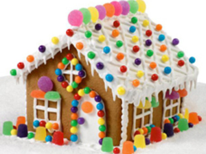Main image gingerbread cottage
