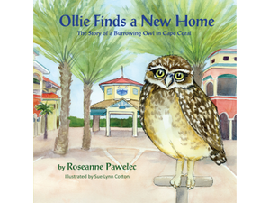 SWFL Childrens Book Author Giving Back to Cape Coral Friends of Wildlife With Every Book Sale - Dec 06 2017 1036AM