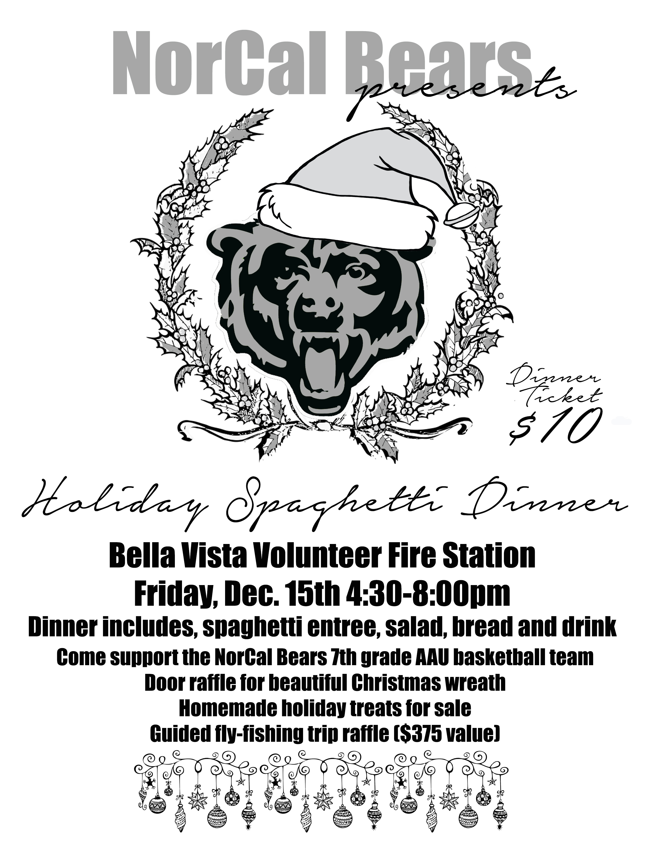 Bear 20fundraising 20flyer