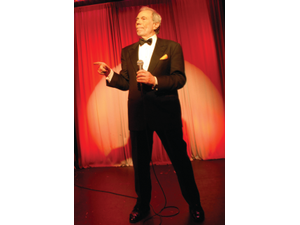 Shell Points 2017-2018 Concert Series welcomes My Sinatra starring Cary Hoffman - start Apr 17 2018 0730PM
