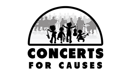 Concerts for causes logo