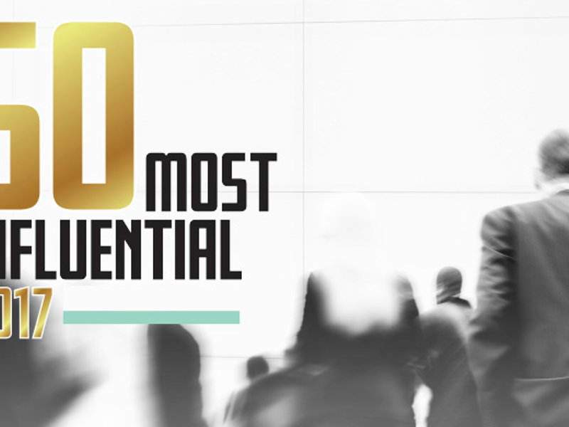 50 Most Influential People of 2017 | Charleston Business