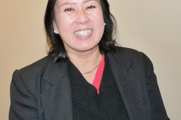 Taylorsville's Karen Kwan is the first Chinese-American to ever serve in the Utah State Legislature. (Carl Fauver)