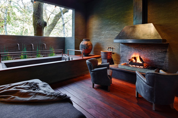 Meadowood Spa Treehouse Suite