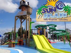 Sun Splash Opening Day - start Mar 10 2018 1000AM