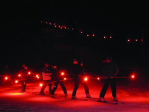 Presidents Weekend Torchlight Parade  Dance - start Feb 17 2018 0500PM