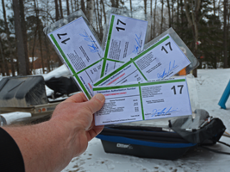 2017 Fish Game And Trapping Licenses Expire Feb 28 Boreal Community Media