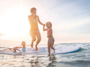 Whats SUP Try Standup Paddleboarding With Kids - Feb 26 2018 0800AM