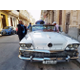 A classic Buick on the street in Havana