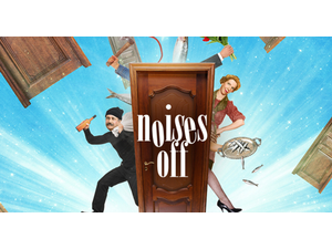Noises Off - start Apr 11 2018 0730PM