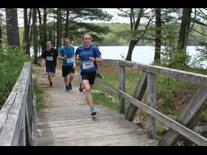 BarnArts Race Around the Lake - start May 20 2018 1000AM