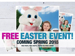 Bass Pro Shops Easter Event - start Mar 24 2018 1100AM