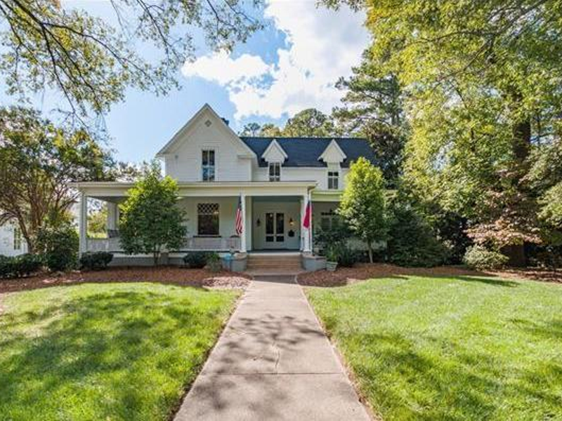 The Top 5 Historic Homes For Sale in Cabarrus County