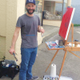 Andrew 20painting 20on 20dunsmuir 20ave