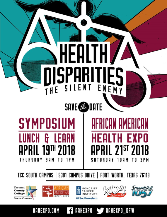 2018 African American Health Expo