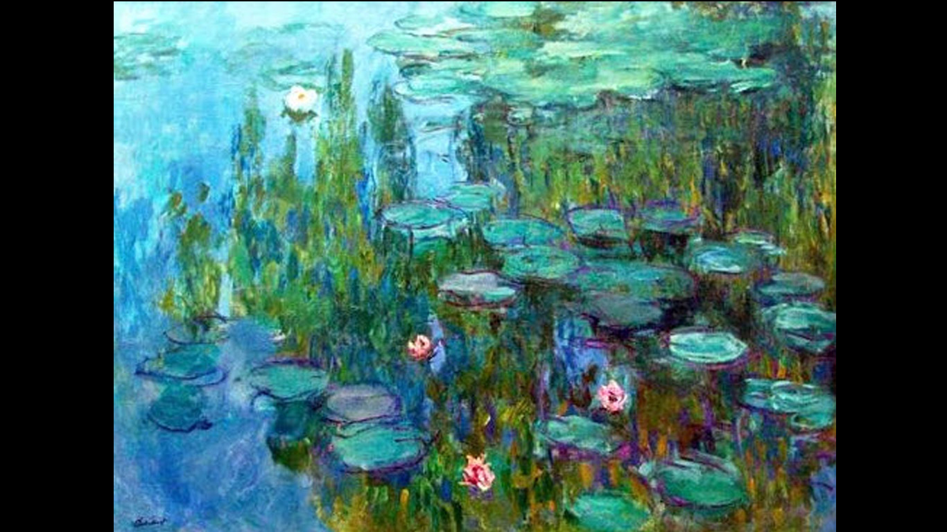 Waterlilies 232 20events 20image