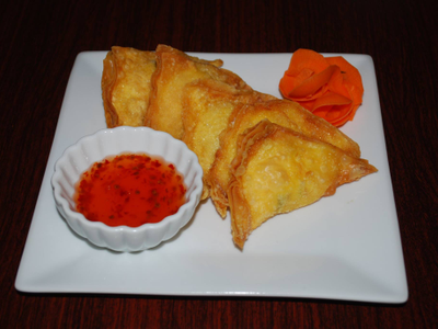 Crab 20rangoon