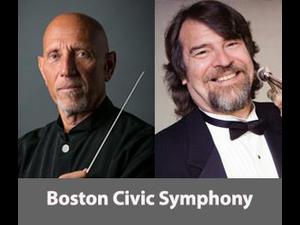 Boston Civic Symphony  Chris Brubeck - start Jun 23 2018 0730PM