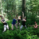 Forest Dancing Camp