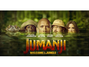 Movie in the Park Featuring Jumanji Welcome to the Jungle - start May 12 2018 0630PM