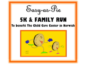 Easy-as-Pie 5K and Family Fun Run - start May 12 2018 1000AM