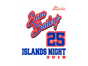 Islands Night - start May 09 2018 0700PM