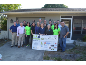 Manatee-Sarasota Building Industry Association and Harvest House Partner to Give Sarasota Woman a Home Makeover - May 14 2018 1131AM