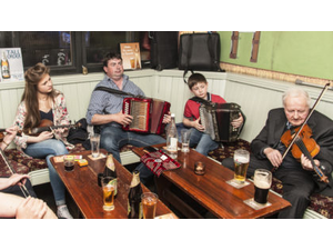 Irish Trad Session at Salt Hill Pub - start Jun 07 2018 0600PM