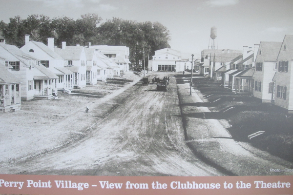 Perry Point Village was a self-sustaining community that housed generations of veterans.