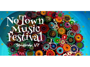 NoTown Music Festival - start Jul 26 2018 0700PM