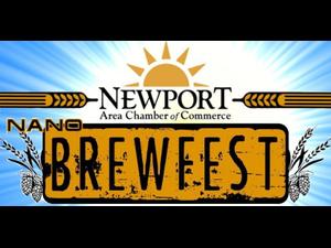 Newport Nano Brewfest - start Jun 16 2018 1100AM