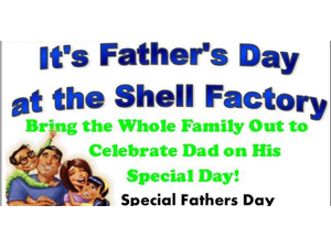 Fathers Day Cookout - start Jun 17 2018 1130AM