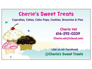 Cheries Sweet Treats - Bonita Springs FL