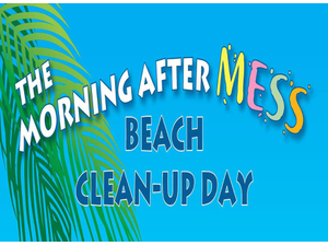 Beach Day Cleanup for 4th of July - start Jul 05 2018 0800AM