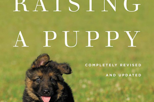 """The Art of Raising a Puppy"" by The Monks of New Skete"
