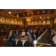 Annual New Year's Eve party in the Grand Ballroom