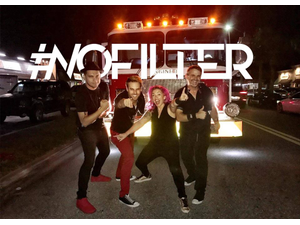 No Filter - Live in Concert - start Jul 28 2018 0900PM